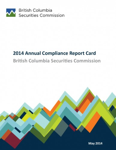British Columbia Securities Commission Report