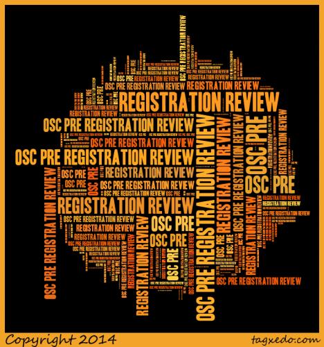 OSC Pre-Registration Review 2