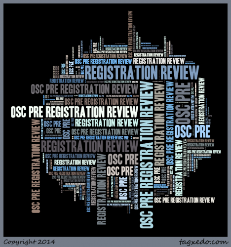 Ontario Securities Commission Pre-Registration Review